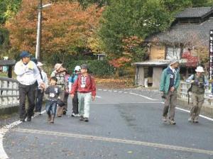 【龍門の滝ウォーキング大会】開催のご案内