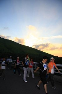 【九重飯田高原ナイトハイク】開催のご案内